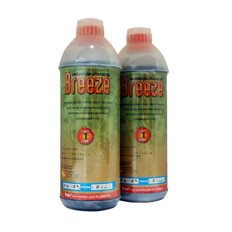 herbicide agro chemical products rubber tree weed removal herbisida