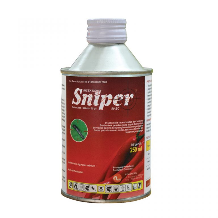 Sniper 50 EC