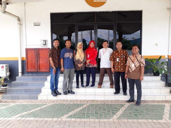 Kunjungan Kementerian Pertanian ke Pabrik Agricon