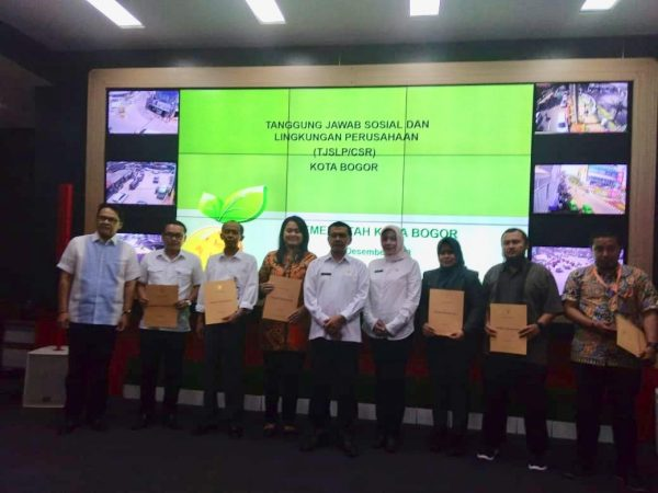 Agricon Kantongi Penghargaan Program TJSLP