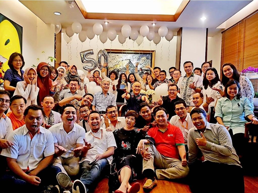 anniversary, birthday, corporate, agribisnis, agriculture, agricongroup, usia emas, 50 tahun