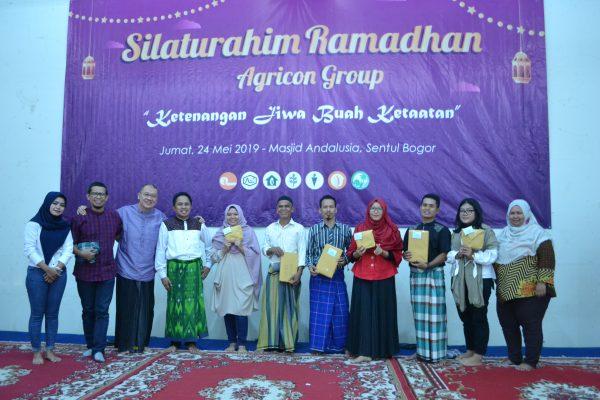 Adakan Buka Bersama, Agricon Perkuat Silaturahmi Perusahaan