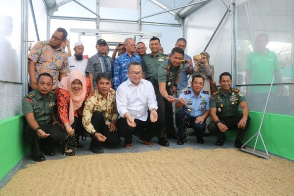 Launching Rumah Pengering Suryakancana