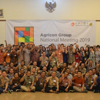 kepuasan pelanggan, national meeting, agricon group, agricon, stategi, synergy for succes.