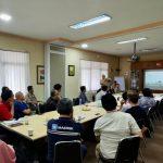 sharing session, safety leadership, agricon, ALN, agri lestari nusantara