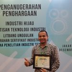 awarding, industri hijau, agriculture, agribisnis. agriocon. agricongroup